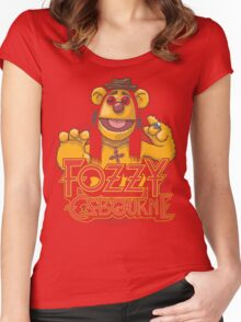 Fozzy Osbourne Women's Fitted Scoop T-Shirt