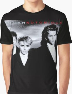 Duran Duran Notorious Graphic T-Shirt