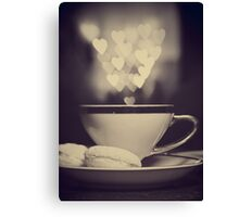 ~ still life with bokeh ~ Canvas Print