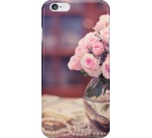Still Life with Tea Roses iPhone Case/Skin