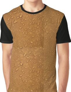 Raindrops on Canvass Graphic T-Shirt
