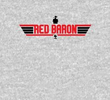 The Red Baron Womens Fitted T-Shirt