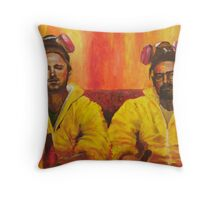 After the Cook Throw Pillow