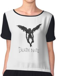 death note Chiffon Top