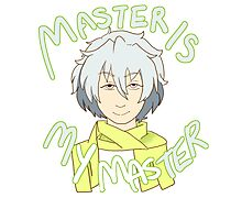 Master is My Master! Photographic Print