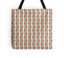 plait simple retro pattern Tote Bag