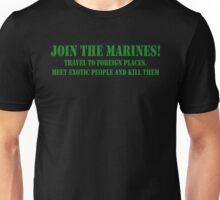 Join Marines Unisex T-Shirt