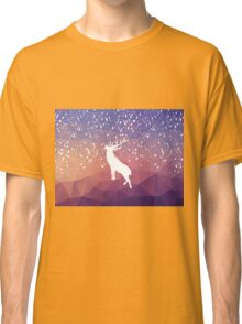 Oh Deer Purple Mountains Classic T-Shirt