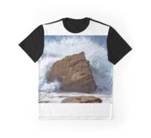 Crashing wave Graphic T-Shirt