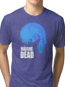 Zombie Nights Tri-blend T-Shirt