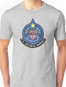 United States Colonial Marine Corps - Aliens Unisex T-Shirt