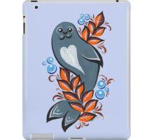 The Seal iPad Case/Skin