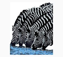Thirsty Zebras Unisex T-Shirt