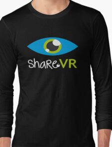share vr Long Sleeve T-Shirt