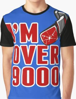 I'm over 9000 Graphic T-Shirt