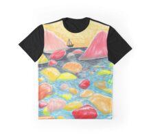 Salt water Graphic T-Shirt