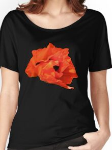 The giant poppy Women's Relaxed Fit T-Shirt