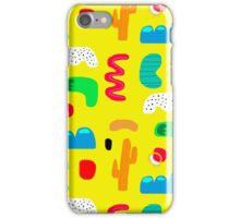 Toes in the desert iPhone Case/Skin