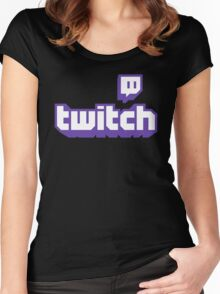 Twitch Women's Fitted Scoop T-Shirt