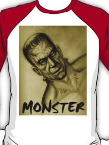 frankenstein monster T-Shirt