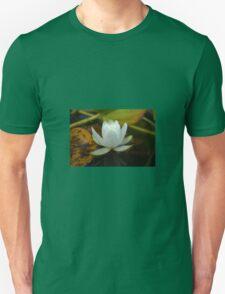 White waterlilly T-Shirt