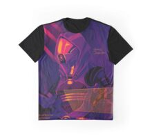 Tali'Zorah vas Normandy Graphic T-Shirt
