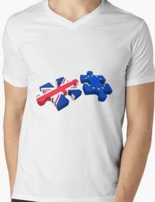 Brexit Mens V-Neck T-Shirt