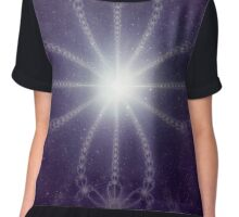 The Language of the Stars Chiffon Top