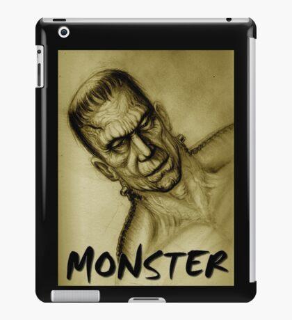 frankenstein monster iPad Case/Skin