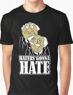 Hater Gonna Hate Graphic T-Shirt