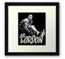 Aaron Gordon - Air Gordon - NBA Framed Print
