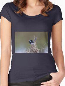 Wren World Women's Fitted Scoop T-Shirt