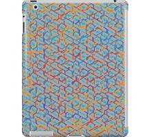 dunnoz metro iPad Case/Skin