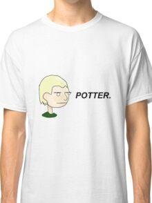 POTTER. Classic T-Shirt