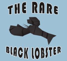 The Rare Black Lobster by Cramer