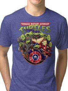 Avenger Turtles Tri-blend T-Shirt
