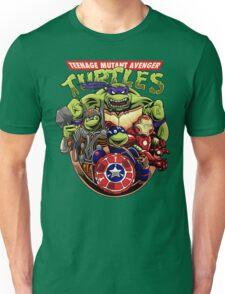 Avenger Turtles Unisex T-Shirt