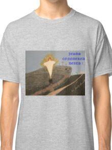 Jesus Conquered Death Classic T-Shirt