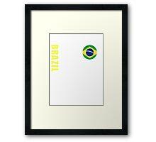 This is Brazil Framed Print