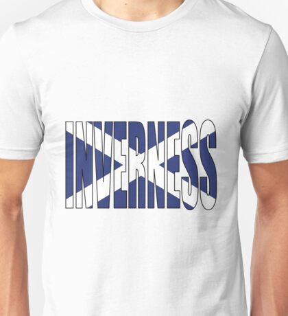 Inverness. Unisex T-Shirt