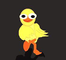Whacky Bird by PharrisArt