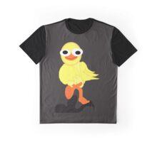 Whacky Bird Graphic T-Shirt