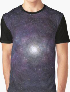 Star Mandala Graphic T-Shirt