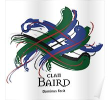 Clan Baird  Poster