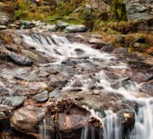 ~ the mountain stream ~ Sticker