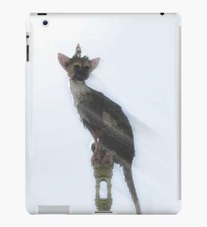 The Last Guardian - PS4 iPad Case/Skin