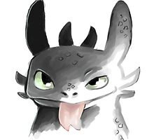 HTTYD :: Cute Toothless by Ragdoll-Factory