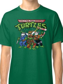 Killer Turtles Classic T-Shirt