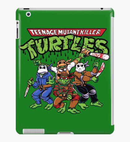 Killer Turtles iPad Case/Skin
