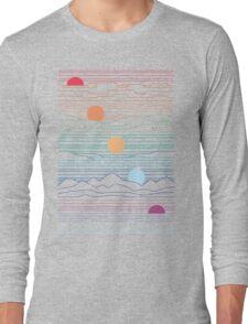 Many Lands Under One Sun Long Sleeve T-Shirt